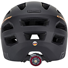 Cratoni Maxster Pro Helmet Kids black-orange matt